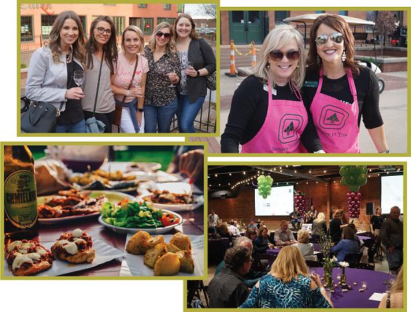 Winefest Food and Fun
