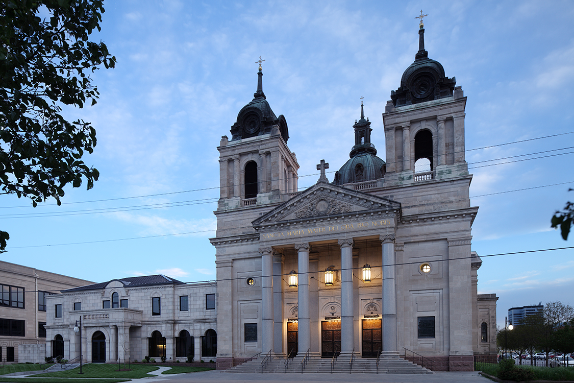 cathedral wichita st catholic mary drexel diocese rector message immaculate conception