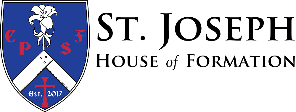 St. Joseph House of Formation Logo