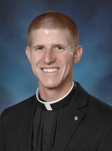Seminarian Brian Bergkamp